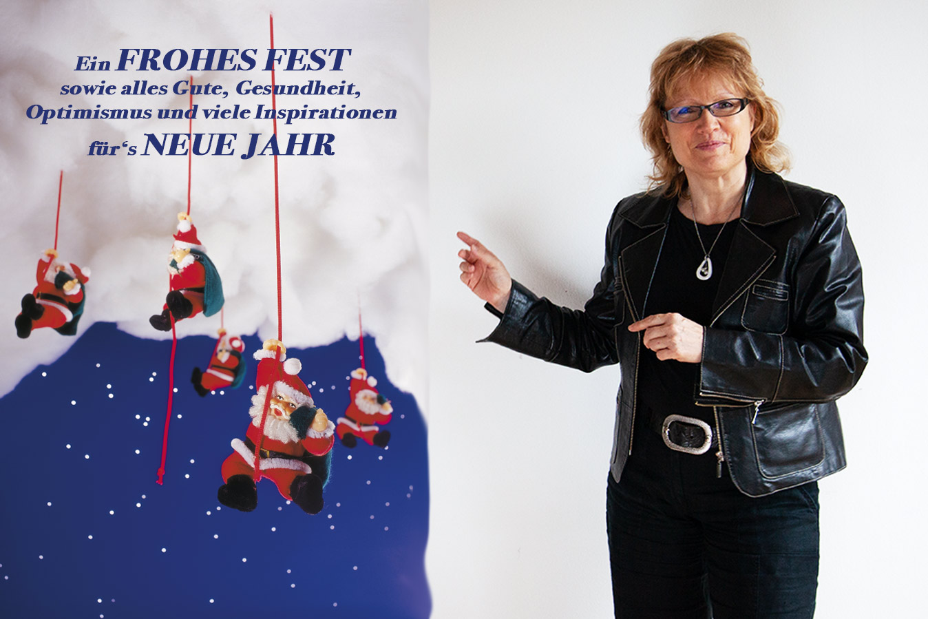 Frohe Weihnachten von Wolke zwo Marketing