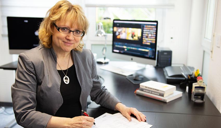 Kerstin Brückner Wolke zwo Marketing für KMU, Therapeuten und Coaches