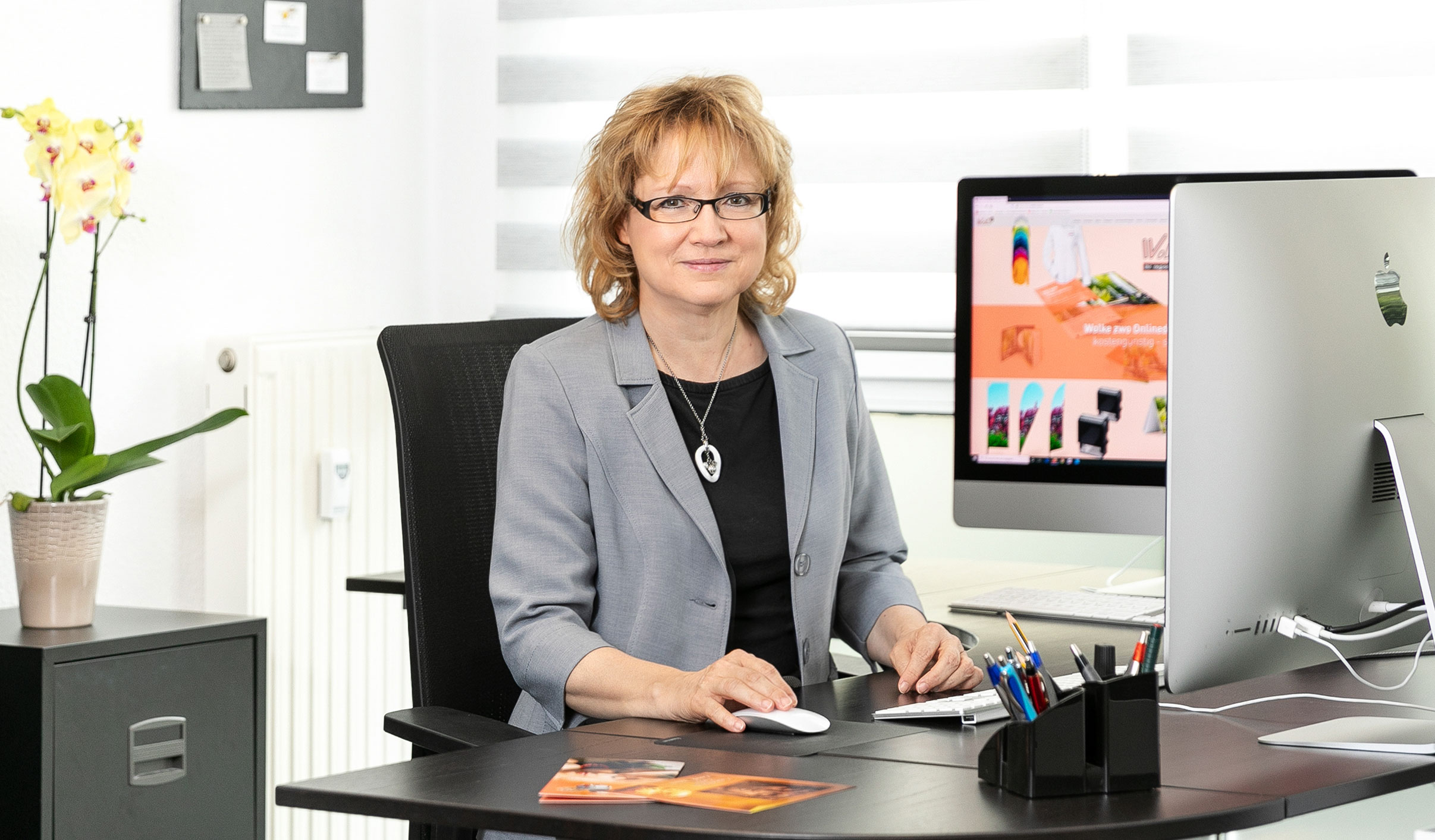 Kerstin Brückner von Wolke zwo Chemnitz-Leipzig (Sachsen)