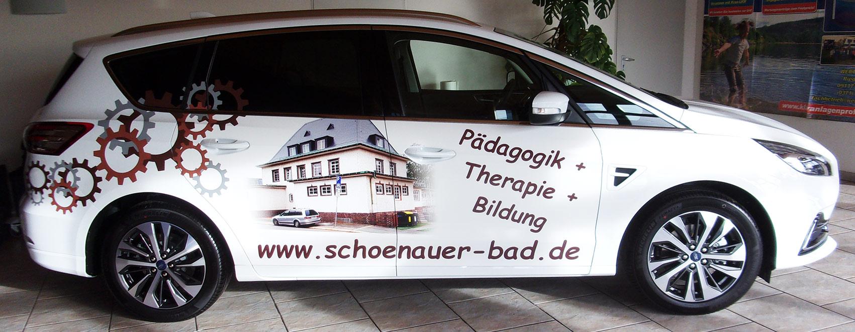 Auto mit Folie bekleben lassen - Wir gestalten die Werbung für Ihr Auto