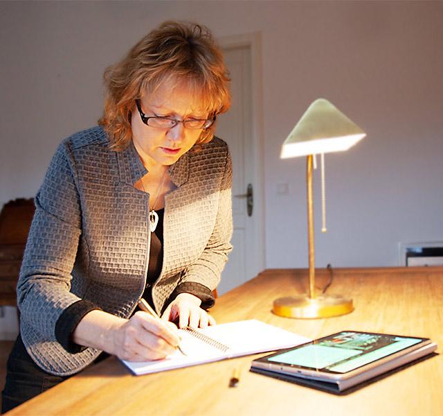 Newsletter schreiben lernen mit Kerstin Brückner Wolke zwo